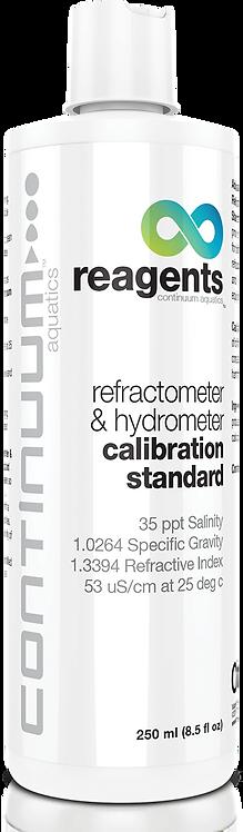 Refractometer & Hydrometer Calibration Standard
