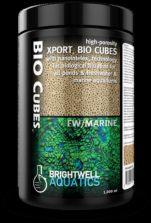 Xport-BIO Cubes