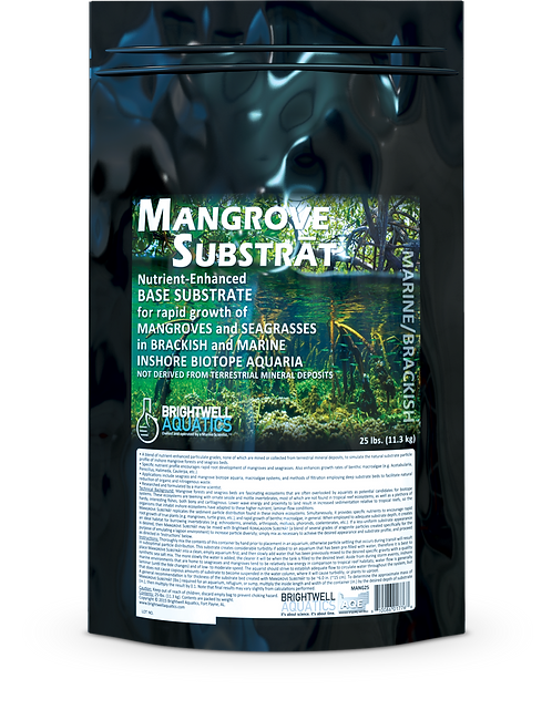 Mangrove Substrat