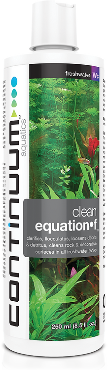 Clean Equation F