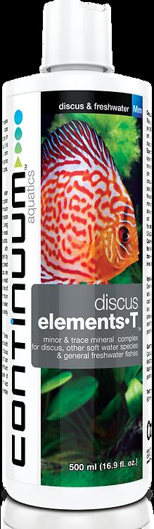 Discus Elements T