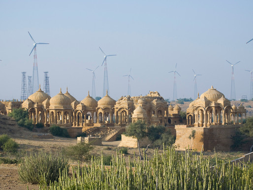 To meet the 2030 goals, India needs US$500 billion in clean energy investment