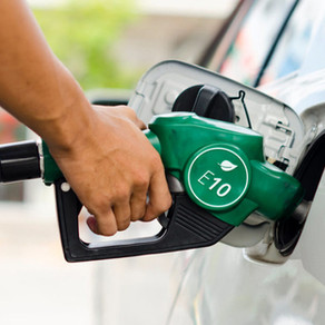 Fuelling a greener future – E10 petrol available at pumps from today