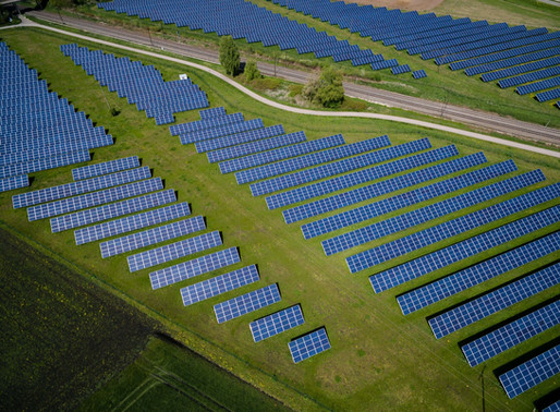 Climate technology investments growing exponentially