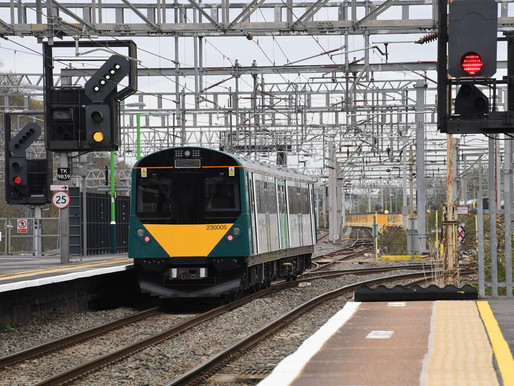 Network Rail and Vivarail bring the next-generation battery train to COP26