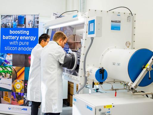 LeydenJar Technologies raises €22 million for further development of sustainable super-battery