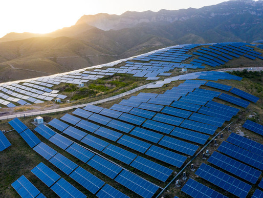 China's recent five-year plan calls for a change in investment away from coal and towards green tech