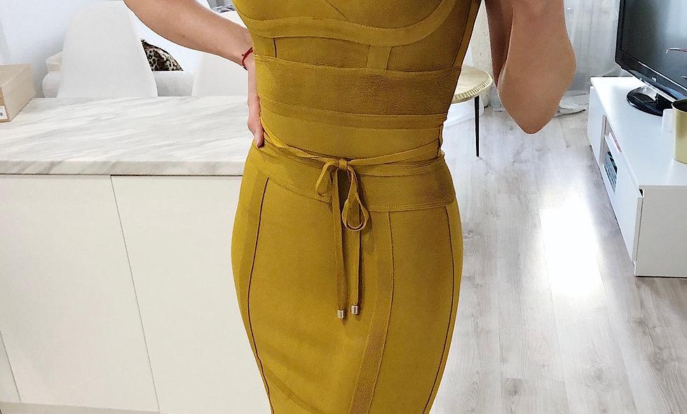 Sukienka Złota HoCB