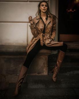 Model Oliwia Miskiewicz