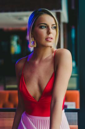 Model: Oliwia Miskiewicz