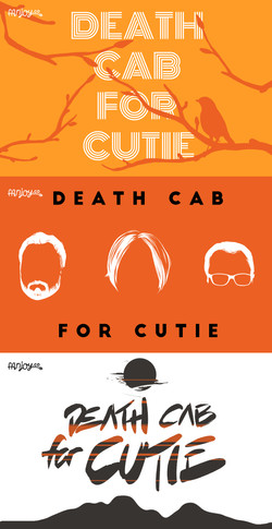 Death Cab for Cutie Concepts