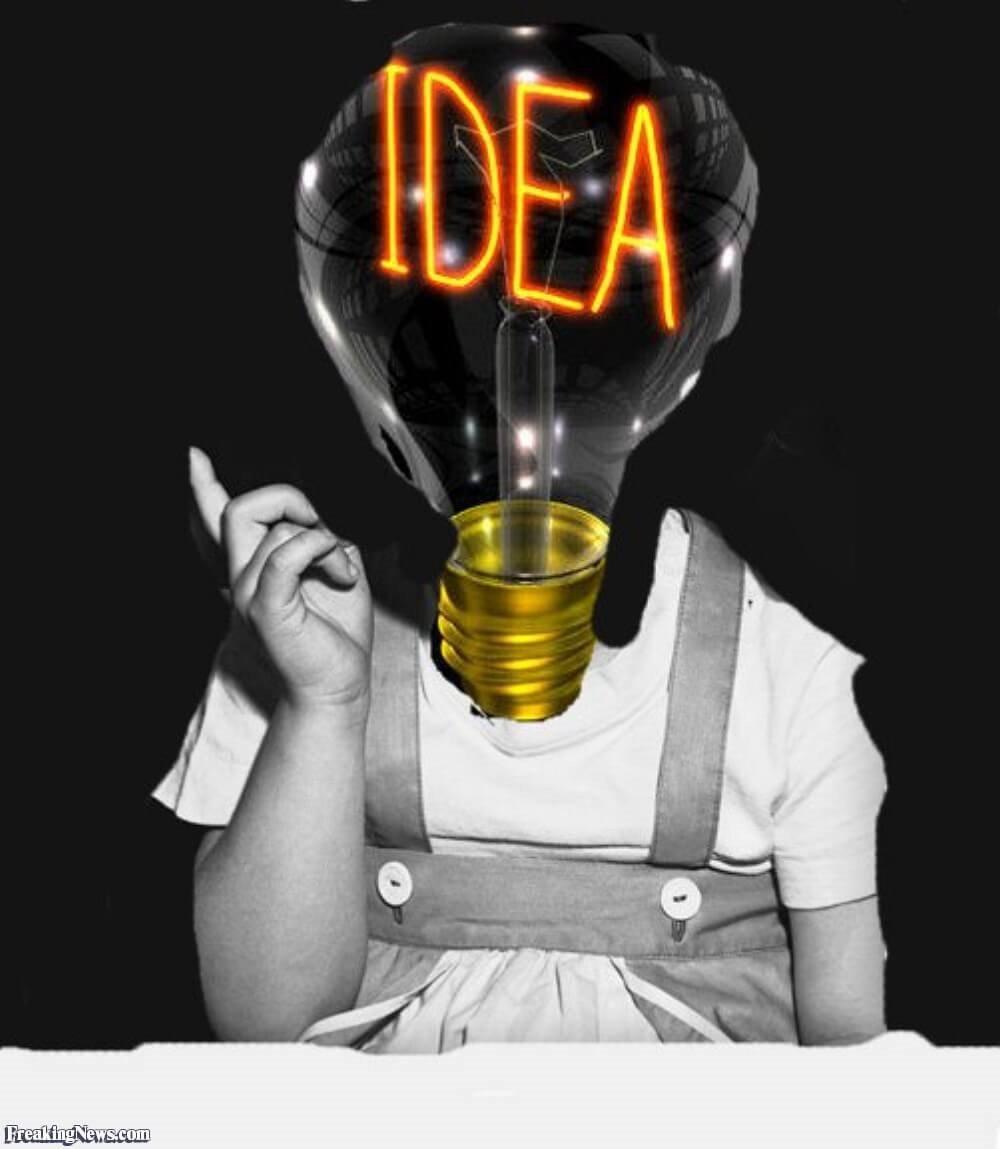 """Free """"Idea Exchange"""""""