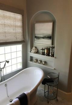 Spa Bathroom tub
