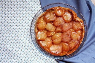 La tarte tatin de Lamotte Beuvron