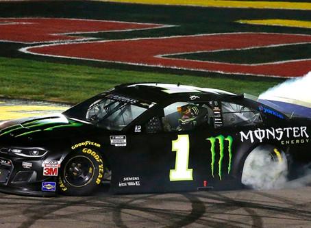 NASCAR Sports Update: Kurt Busch holds on for hometown victory (9/27/20) By: Josh Scott