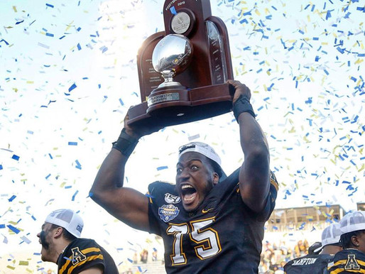 Greatest App State Football Moments
