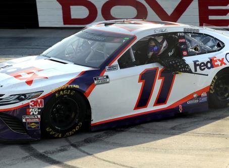 NASCAR Sports Update: Hamlin dominates Dover (8/22/20) By: Josh Scott