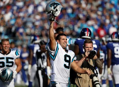 NFL Sports Update: Graham Gano, long-time Panthers kicker, released (7/31/20) By: Josh Scott