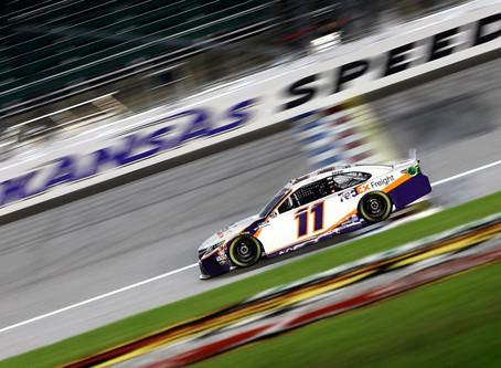NASCAR Sports Update: Hamlin bounces back at Kansas (7/23/20) By: Josh Scott