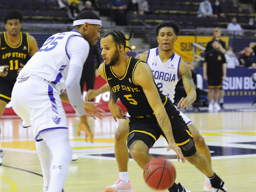 App State defeats Georgia State to win First Sun Belt Conference Title