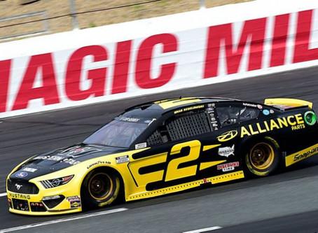 NASCAR Sports Update: Keselowski outduels Hamlin for New Hampshire victory (8/2/20) By: Josh Scott