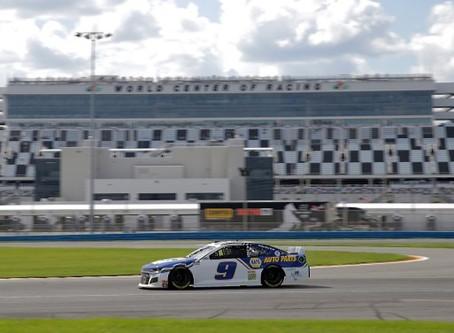 NASCAR Sports Update: Elliott holds off Hamlin for historic Daytona win (8/16/20) By: Josh Scott
