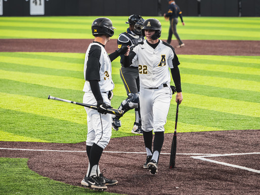 App State Takes 3 of 4 from the Aggies