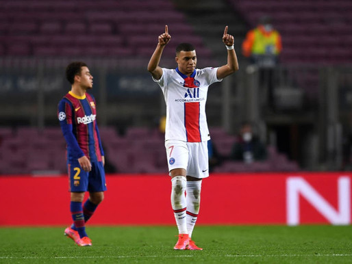 """Barcelona 1-4 PSG: Another """"remontada"""" required for Barcelona to go through"""