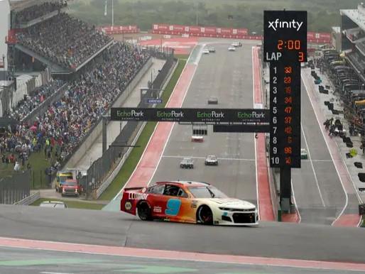 Chase Elliott wins rain-soaked Inaugural NASCAR Race at COTA