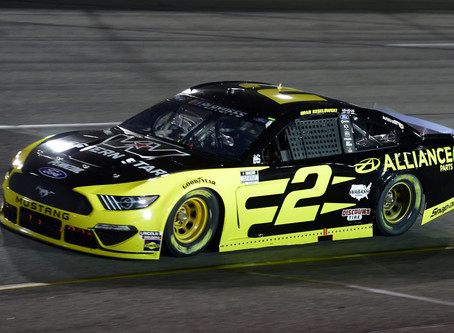 NASCAR Sports Update: Keselowski seals the deal at Richmond (9/12/20) By: Josh Scott
