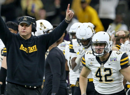 Sports Update: Appalachian State Football Preview (September 4th, 2020) By: Noah Thompson