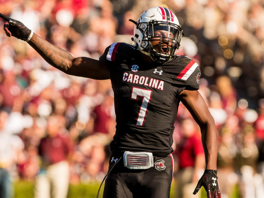 Panthers surprise many, select cornerback Jaycee Horn in First Round of NFL Draft