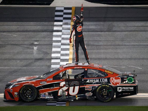 Christopher Bell wins Daytona Road Course, Logano robbed of victory for second straight race