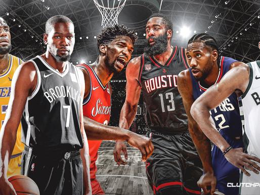 Sports Update: NBA Week 1 Power Rankings (12/22/20) By: Stephen Biddix