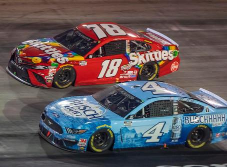 NASCAR Sports Update: Harvick denies Busch victory in Bristol Night Race (9/19/20) By: Josh Scott