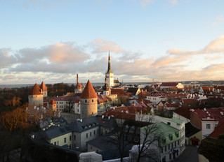 The Baltic Beckons