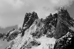 Early Winter Spires