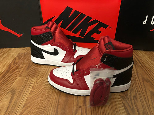 Air Jordan 1 Retro High OG Satin Snake (W)