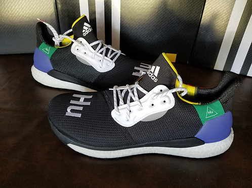 Pharrell x adidas Solar Hu Glide ST Black