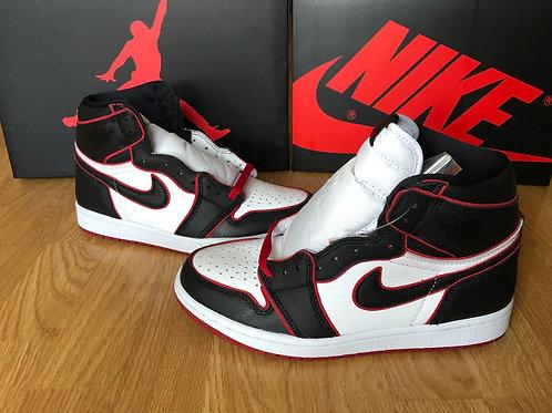 "Air Jordan 1 Retro High OG Bloodline ""Meant To Fly"""
