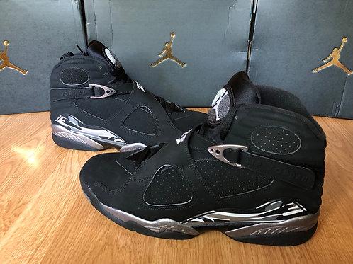 Air Jordan 8 Retro Chrome (2015)