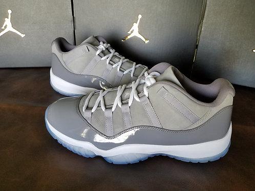 Air Jordan 11 Retro Low Cool Grey