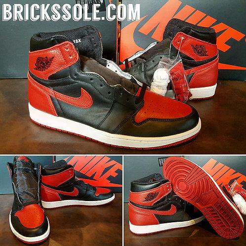 "Air Jordan 1 Retro Bred ""Banned"" (2016)"