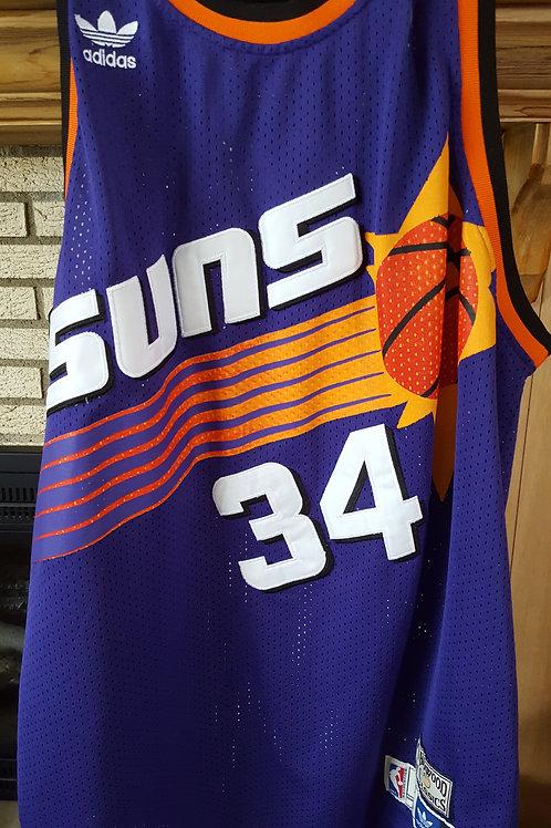 adidas HWC Charles Barkley Phoenix Suns Jersey - Size XL