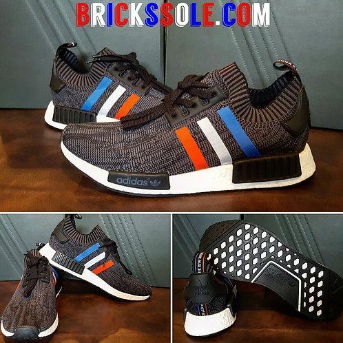 adidas NMD R1 Black Trico Stripes