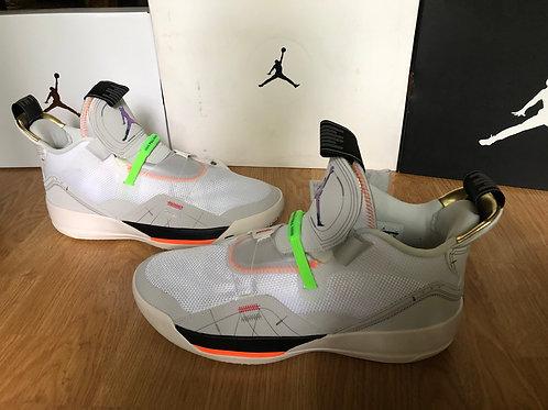 Air Jordan 33 Vast Grey