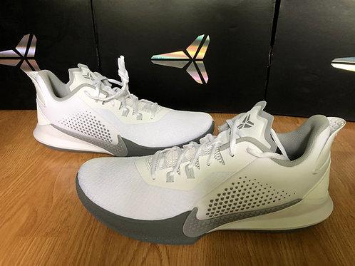 Nike Mamba Fury White/Wolf Grey-Pure Platinum