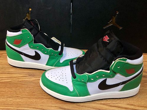 Air Jordan 1 High OG PS Lucky Green