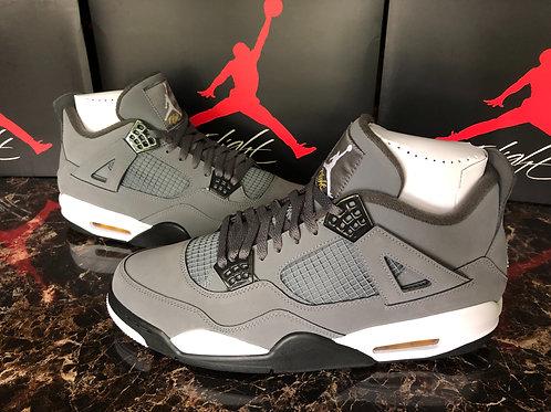 Air Jordan 4 Retro Cool Grey (2019)