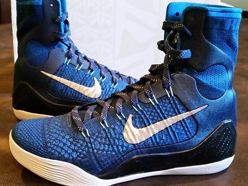 Kobe 9 Elite Legacy Brave Blue